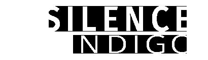 Silence Indigo Retina Logo
